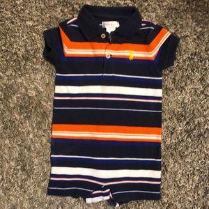 Ralph Lauren polo onesie